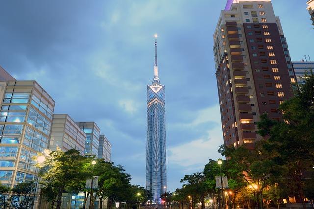 博多タワー
