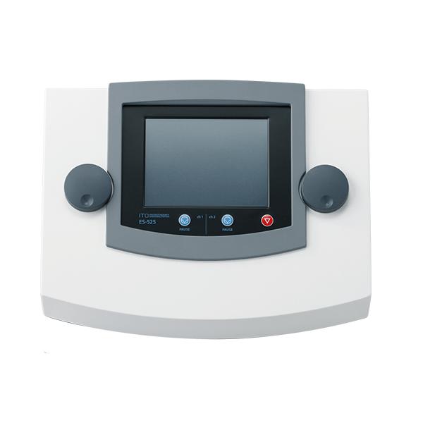 低周波治療器・干渉電流型低周波治療器組合せ理学療法機器(3D刺激装置 ES-525)