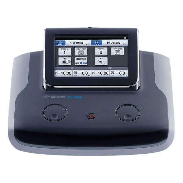 低周波治療器・干渉電流型低周波治療器組合せ理学療法機器(イトー ES-5000)